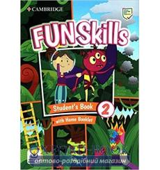 Учебник Fun Skills 2 Students Book with Home Booklet and Downloadable Audio Claire Medwell Montse Watkin 9781108677370 купить...