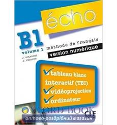 Книга для учителя Echo b1.1 teachers book 9782090324952 купить Киев Украина