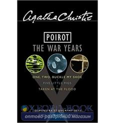 Книга Poirot: The War Years Agatha Christie ISBN 9780007171194 купить Киев Украина