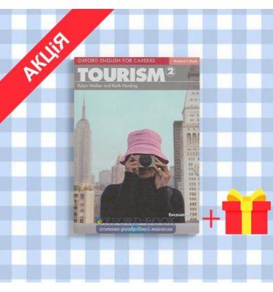 Учебник Oxford English for Careers: Tourism 2 students book 9780194551038 купить Киев Украина