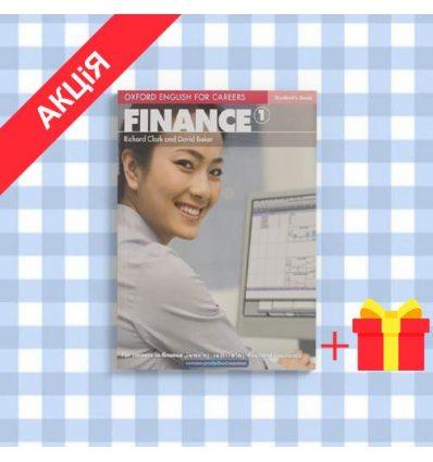 Учебник Finance 1 Student Book ISBN 9780194569934