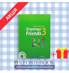 Учебник Grammar Friends 3: Students Book 9780194780148 купить Киев