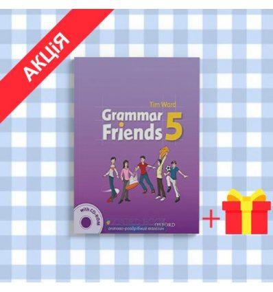 Учебник Grammar Friends 5: Students Book ISBN 9780194780162
