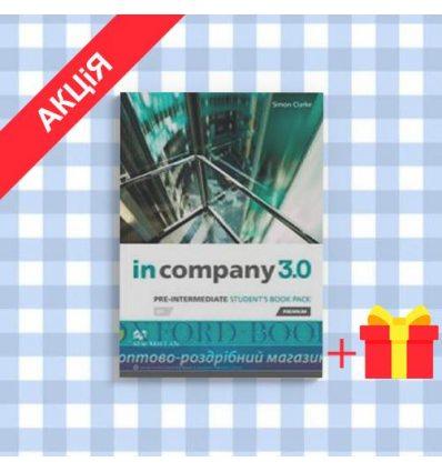 In Company 3.0. Pre-intermediate Student's Book Pack Premium B1 - Simon Clarke