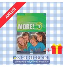 Учебник More! Second edition 1 Students Book with Cyber Homework and Online Resources Puchta, H ISBN 9781107656451