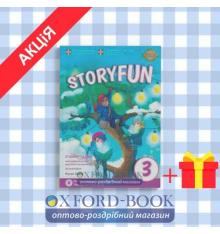 Учебник Storyfun 2nd Edition 3 (Movers) Students Book with Online Activities with Home Fun Booklet ISBN 9781316617151