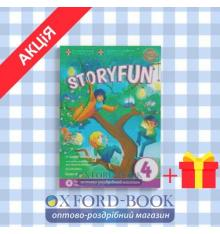 Учебник Storyfun 2nd Edition 4 (Movers) Students Book with Online Activities with Home Fun Booklet ISBN 9781316617175