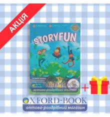 Учебник Storyfun 2nd Edition 5 (Flyers) Students Book with Online Activities with Home Fun Booklet ISBN 9781316617243