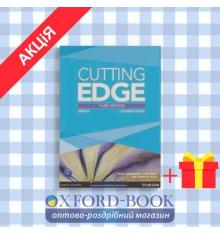 Учебник Cutting Edge 3rd Edition Starter Students Book with DVD-ROM (Class Audio+Video DVD) ISBN 9781447936947