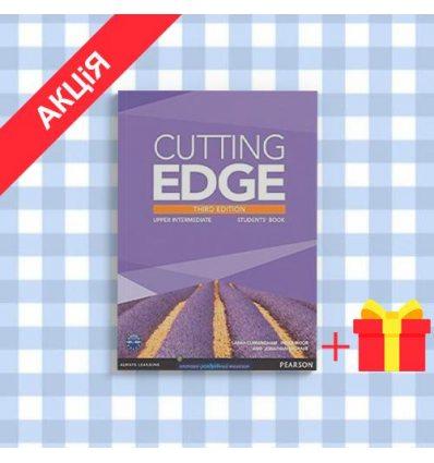Учебник Cutting Edge Upper-Intermediate students book with DVD-ROM (Class Audio+Video DVD)  3rd Edition 9781447936985 купить ...