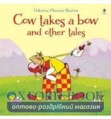 Cow Takes a Bow and Other Tales with Audio CD Fred Blunt 9781474907187 купить Киев Украина