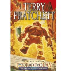 Книга Discworld Series: Feet of Clay (Book 19) Pratchett, Terry ISBN 9780552167574 купить Киев Украина