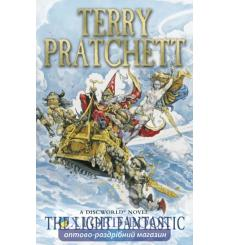Книга Discworld Series: The Light Fantastic (Book 2) Pratchett, Terry ISBN 9780552166607 купить Киев Украина