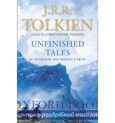Книга Unfinished Tales of N?menor and Middle-Earth J. R. R. Tolkien 9780261102163 купить Киев Украина