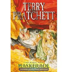 Книга Discworld Series: Maskerade (Book 18) Pratchett, Terry ISBN 9780552167567 купить Киев Украина