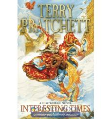 Книга Discworld Series: Interesting Times (Book 17) Pratchett, Terry ISBN 9780552167543 купить Киев Украина