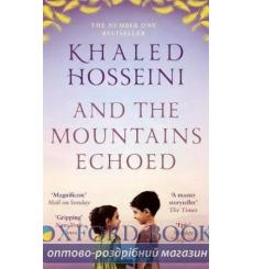 Книга And the Mountains Echoed Hosseini Khaled ISBN 9781526604644 купить Киев Украина