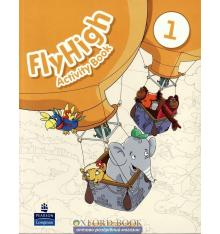 Рабочая тетрадь Fly High 1 Arbeitsbuch Kozanoglou D ISBN 9781408233818
