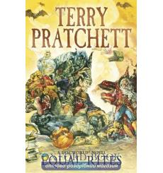 Книга Discworld Series: Equal Rites (Book 3) Terry Pratchett ISBN 9780552166614 купить Киев Украина