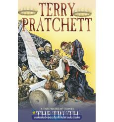 Книга Discworld Series: The Truth (Book 25) Pratchett, Terry ISBN 9780552167635 купить Киев Украина
