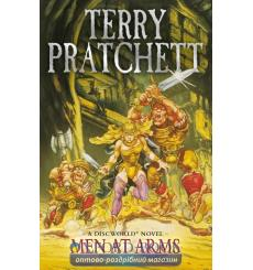 Книга Discworld Series: Men at Arms (Book 15) Pratchett, Terry ISBN 9780552167536 купить Киев Украина