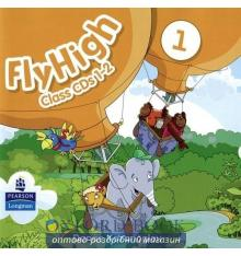 Fly High 1: Class CDs ISBN 9781408233832