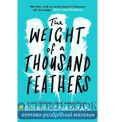 Книга The Weight of a Thousand Feathers Brian Conaghan 9781408871546 купить Киев Украина