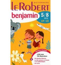 Книга Dictionnaire Le RobertUbenjamin 5/8 ans 9782321000501