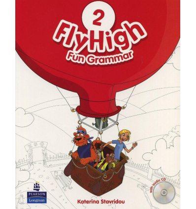 Fly High 2: Fun Grammar Pupils Book with CD