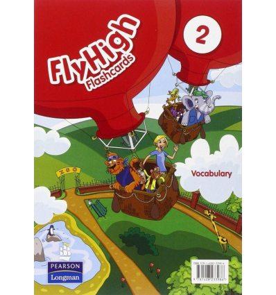 Fly High 2: Vocabulary Flashcards
