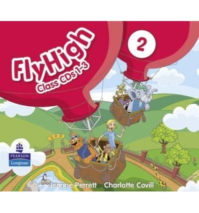 Fly High 2: Class CDs