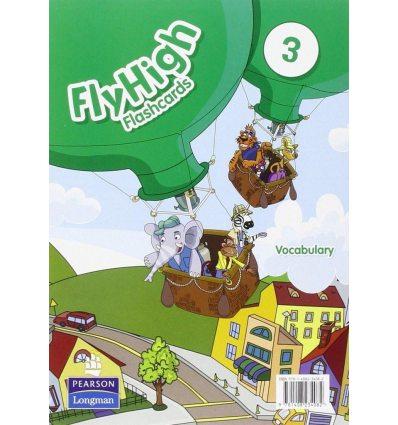 Fly High 3: Vocabulary Flashcards