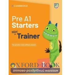 Книга для тестов Fun Skills Starters Mini Trainer + Audio Download 9781108564304 купить Киев Украина