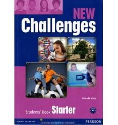 New Challenges Starter: Students' Book