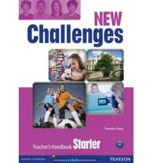 Книга New Challenges Starter: Teachers Book ISBN 9781408258453