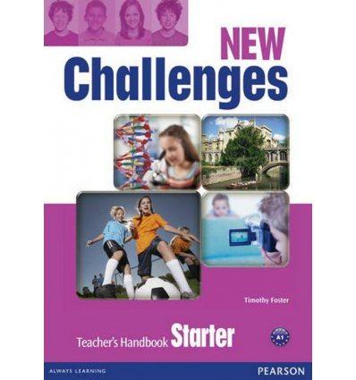 New Challenges Starter: Teacher's Book