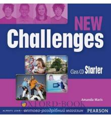 New Challenges Starter: Class CDs ISBN 9781408258507
