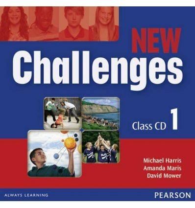 New Challenges 1: Class CDs