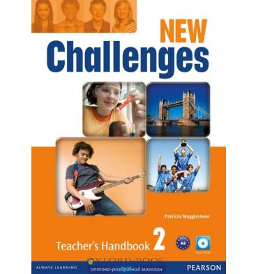 New Challenges 2: Teacher's Book with Multi-ROM