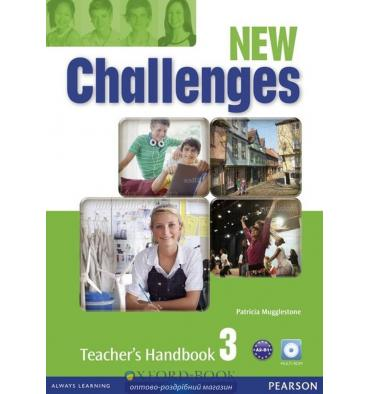 New Challenges 3: Teacher's Book with Multi-ROM