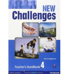 New Challenges 4: Teacher's Book