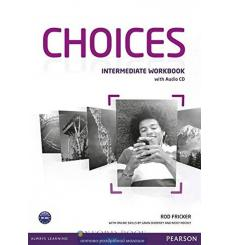 Choices Intermediate: Workbook with Audio CD