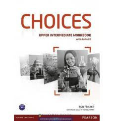 Choices Upper-Intermediate: Workbook with Audio CD
