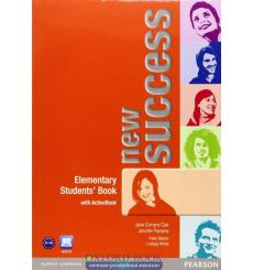 New Success Elementary: Students' Book with ActiveBook