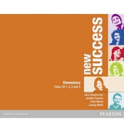 New Success Elementary: Class CDs