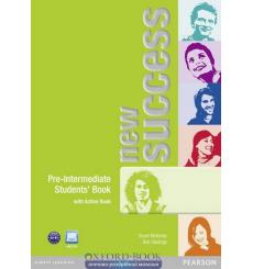 New Success Pre-Intermediate: Students' Book with ActiveBook