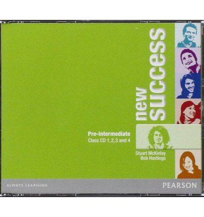 New Success Pre-Intermediate: Class CDs