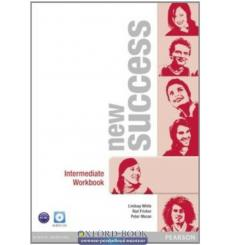 Тетрадь Success New Intermediate workbook with Audio CD 9781408297124 купить Киев Украина