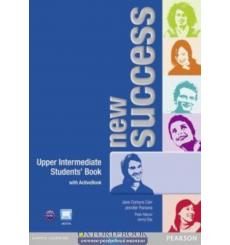 New Success Upper-Intermediate: Students' Book with ActiveBook
