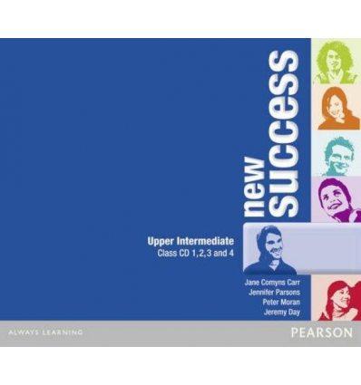 New Success Upper-Intermediate: Class CDs